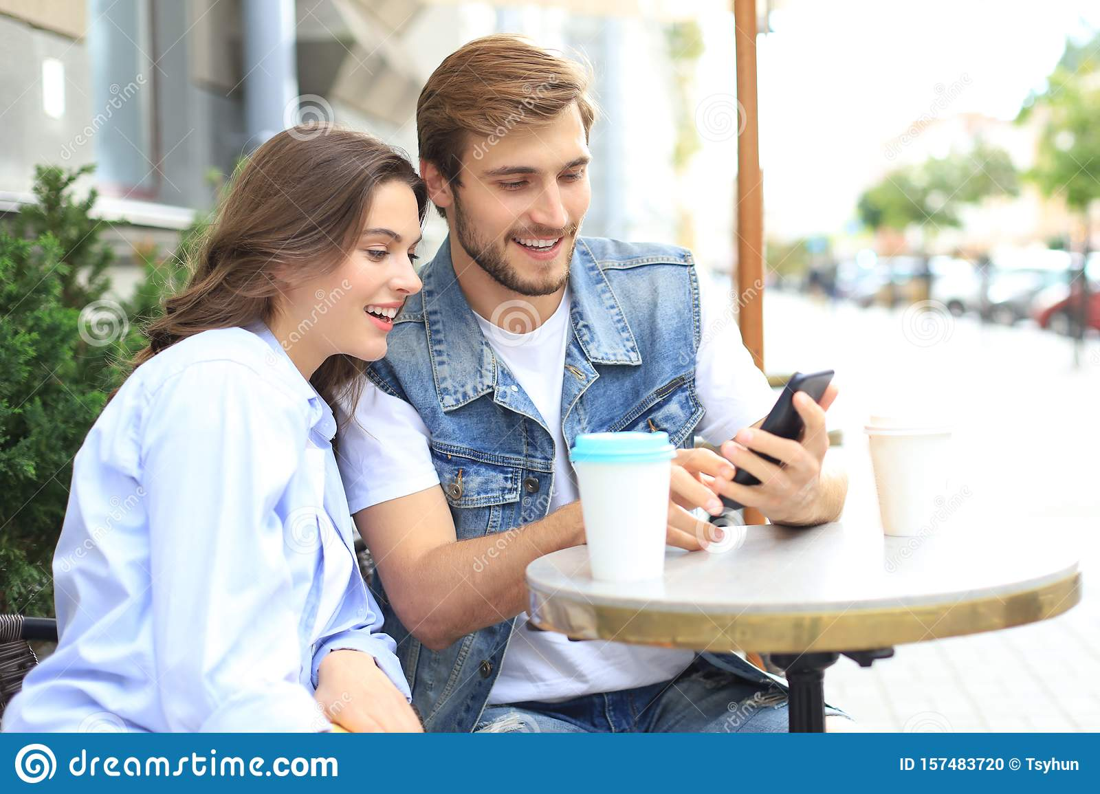 Dating cafe mobil
