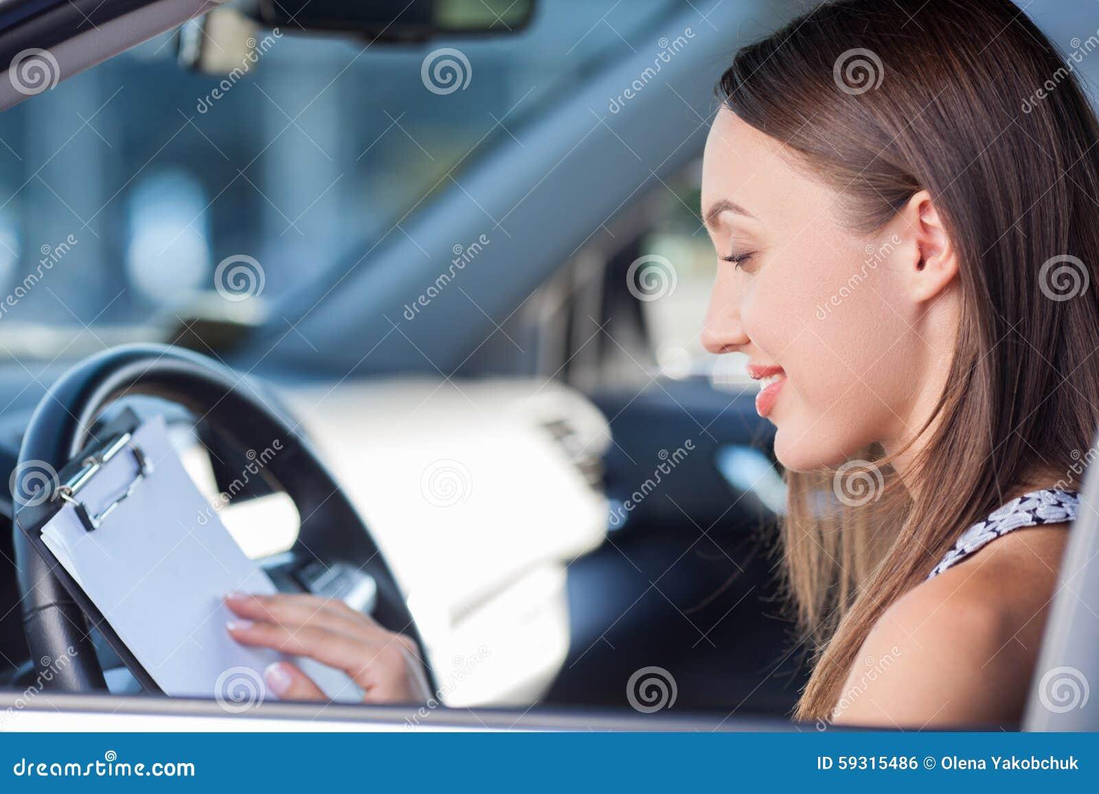 M Lady Car Dealership