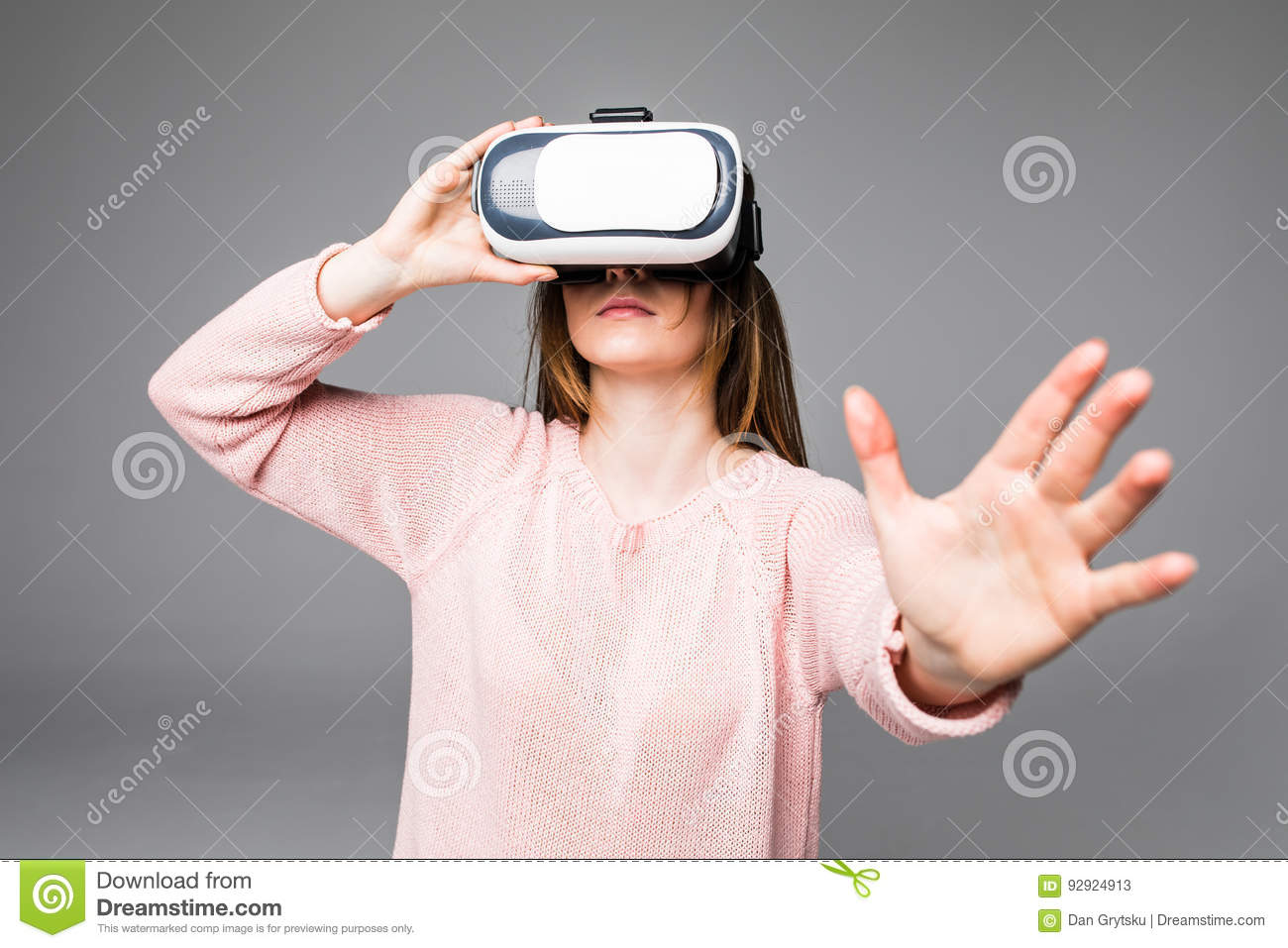 models adult Virtual reality