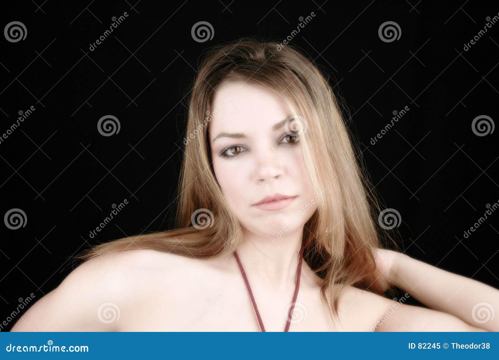 Attraktiv kvinna 15