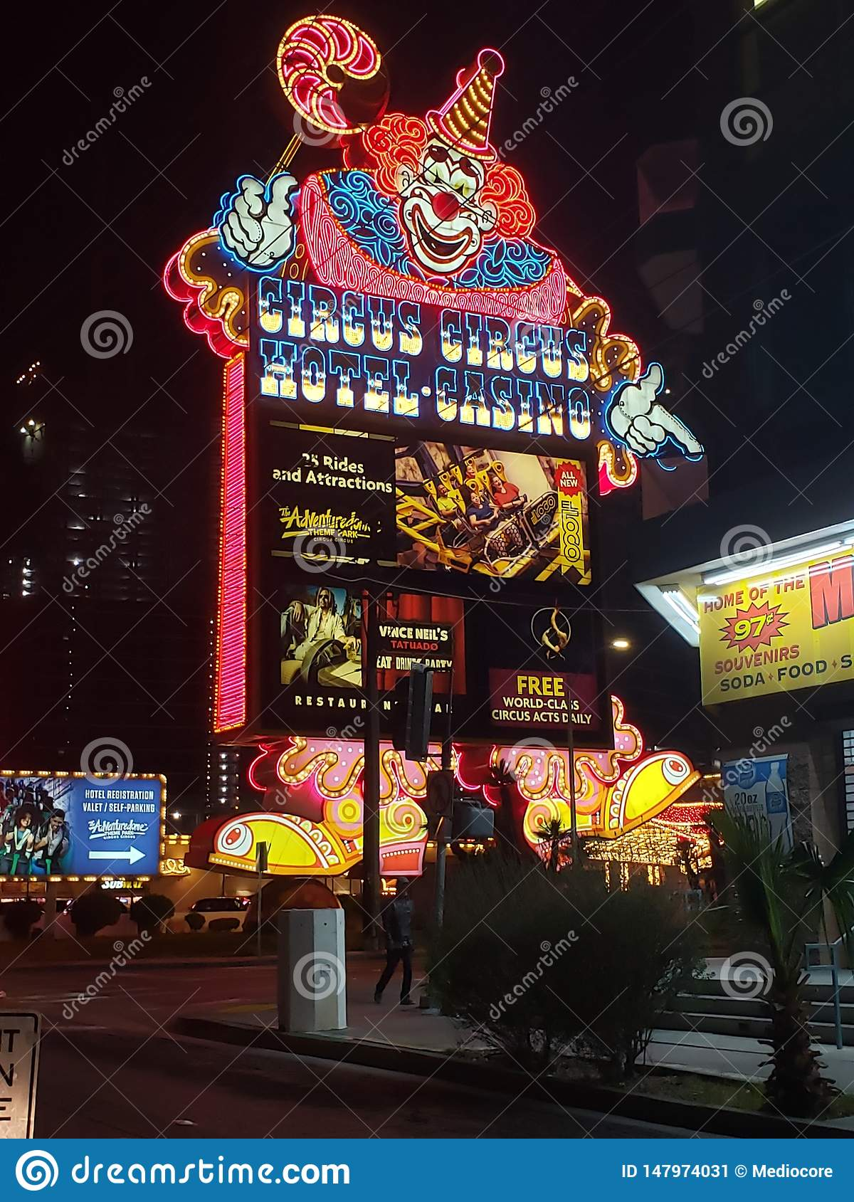 Attrazioni di Las Vegas