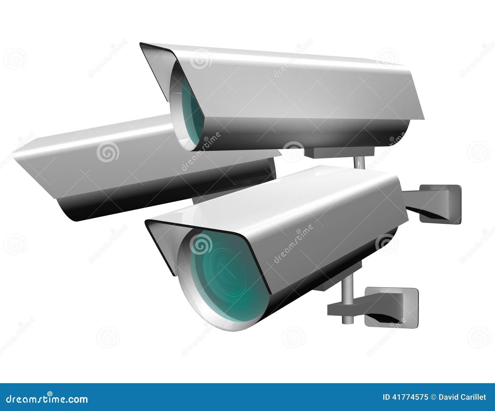 Attrezzatura della videocamera di sicurezza per protezione - Videocamera di sicurezza ...