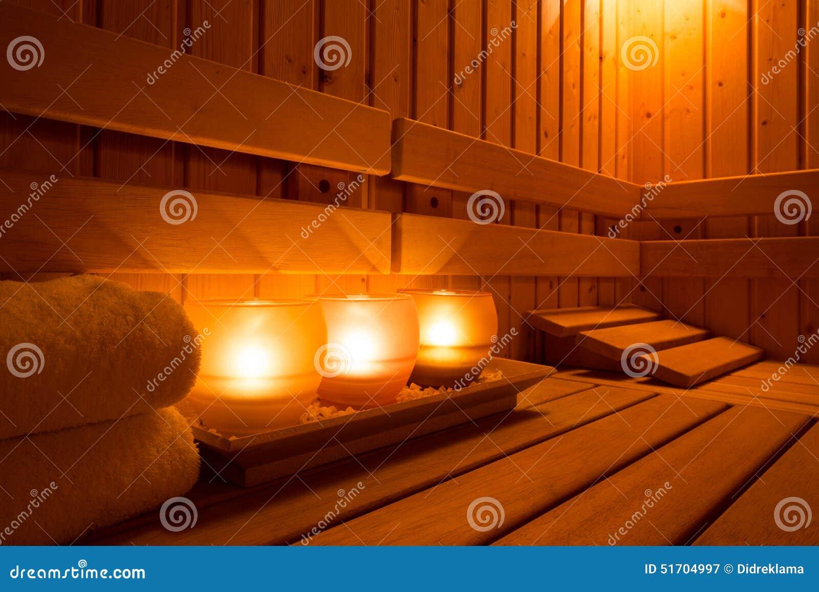 Attrezzatura di sauna