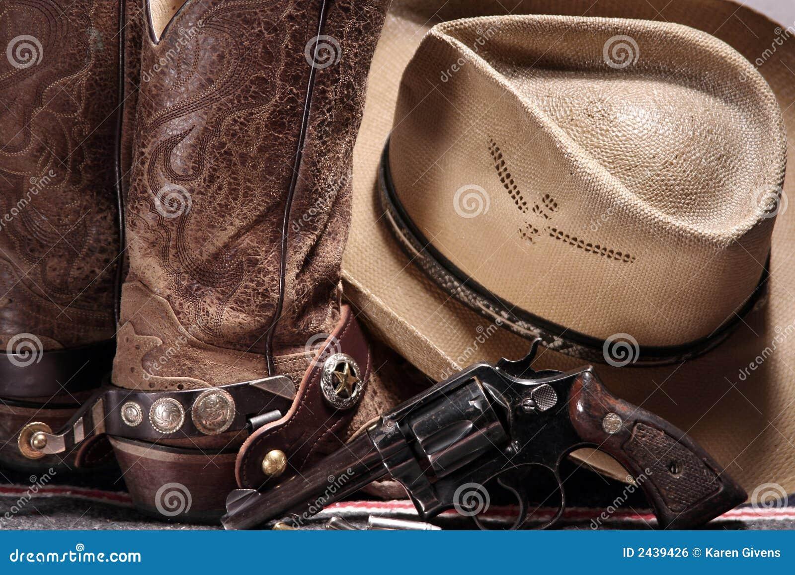 Attrezzo del cowboy