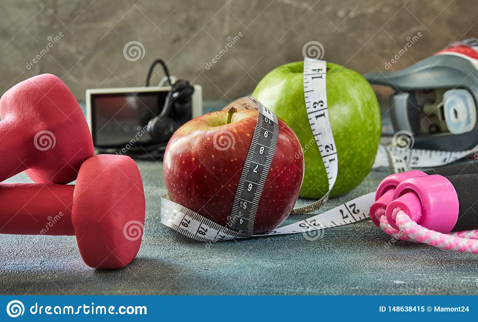 Attributes of a healthy lifestyle