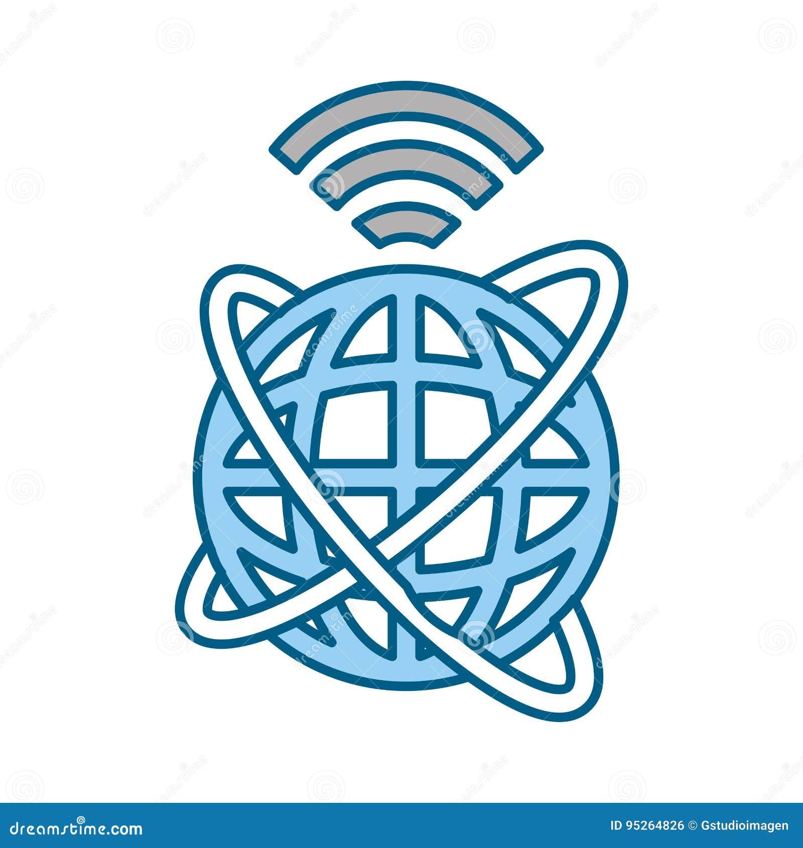 Atualização global do Internet