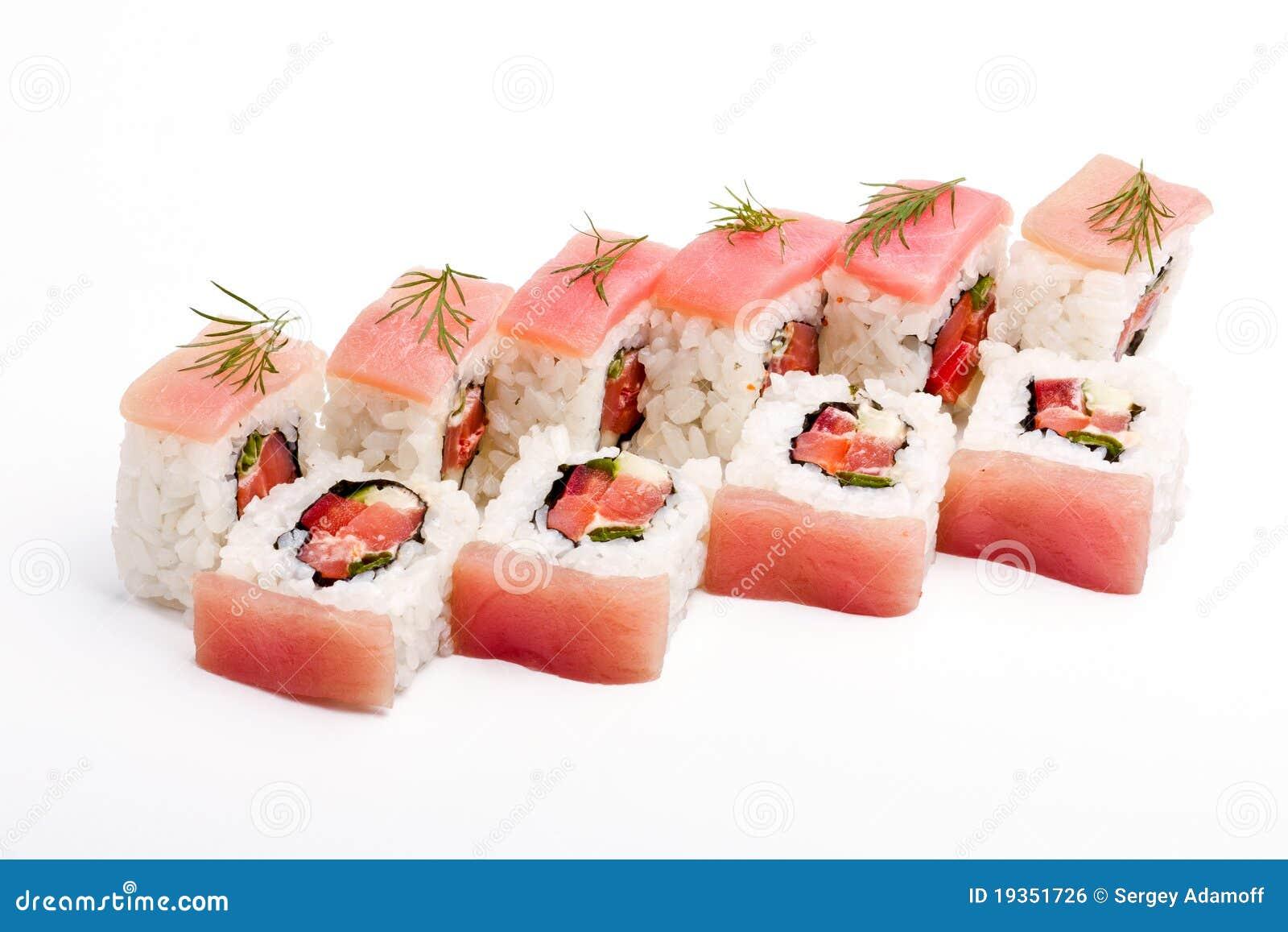 Atum-Sushi