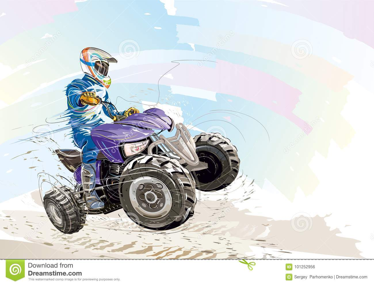 Best Off Road Vehicle Of All Time >> Atv Cartoons, Illustrations & Vector Stock Images - 1134 ...