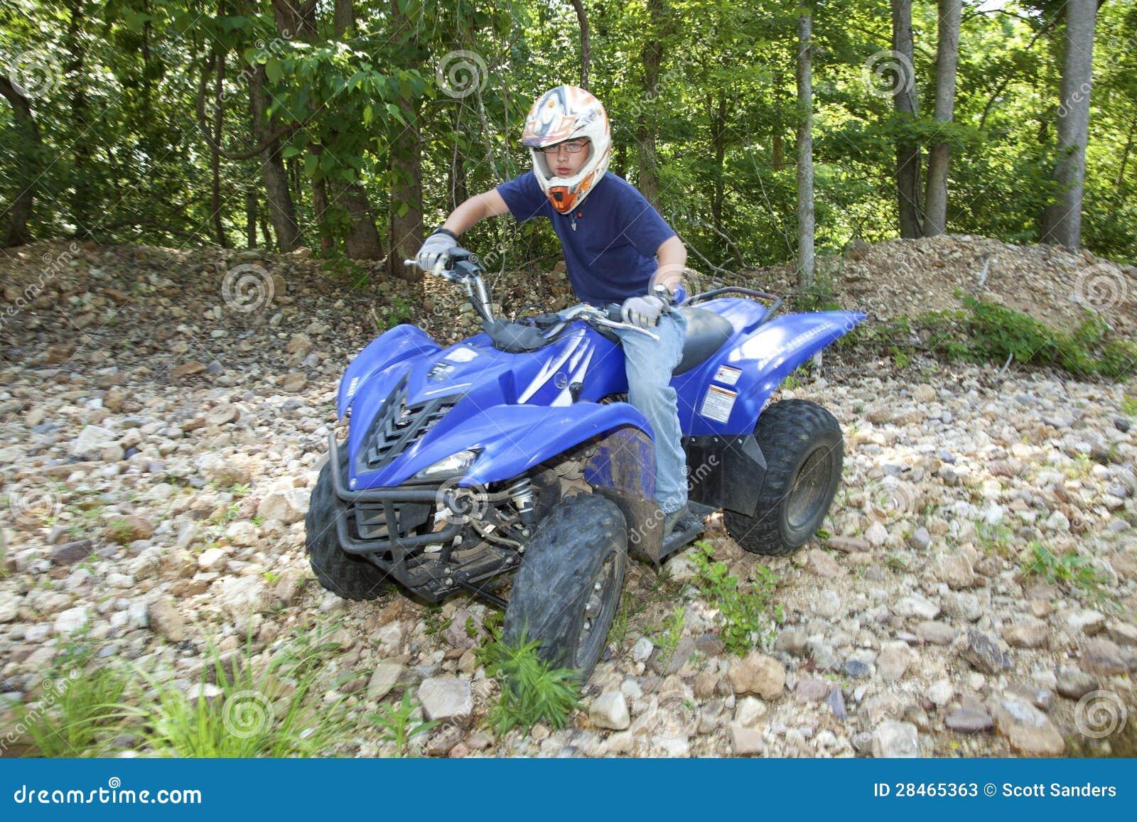 ATV Reiten