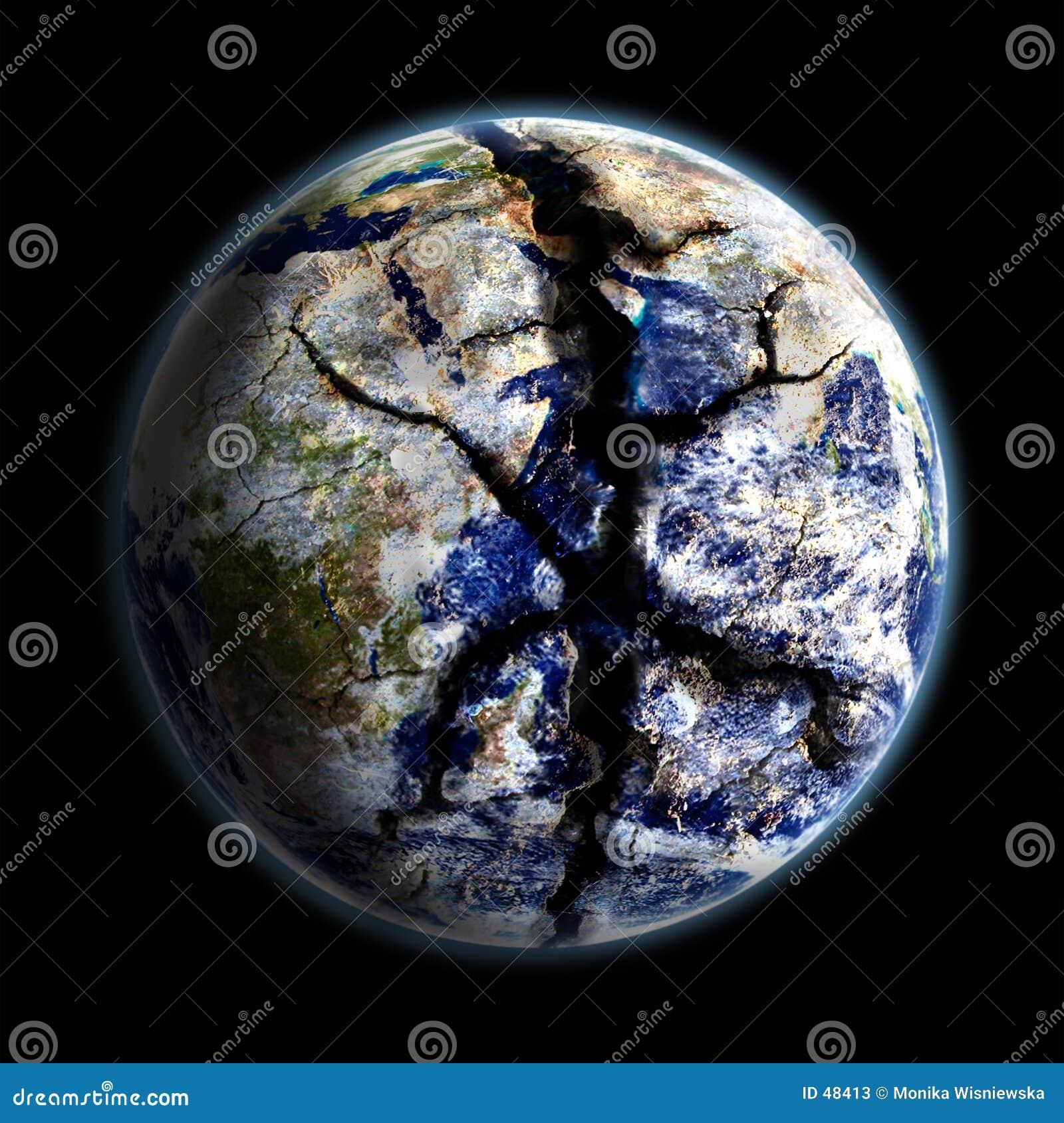 Außer Erde