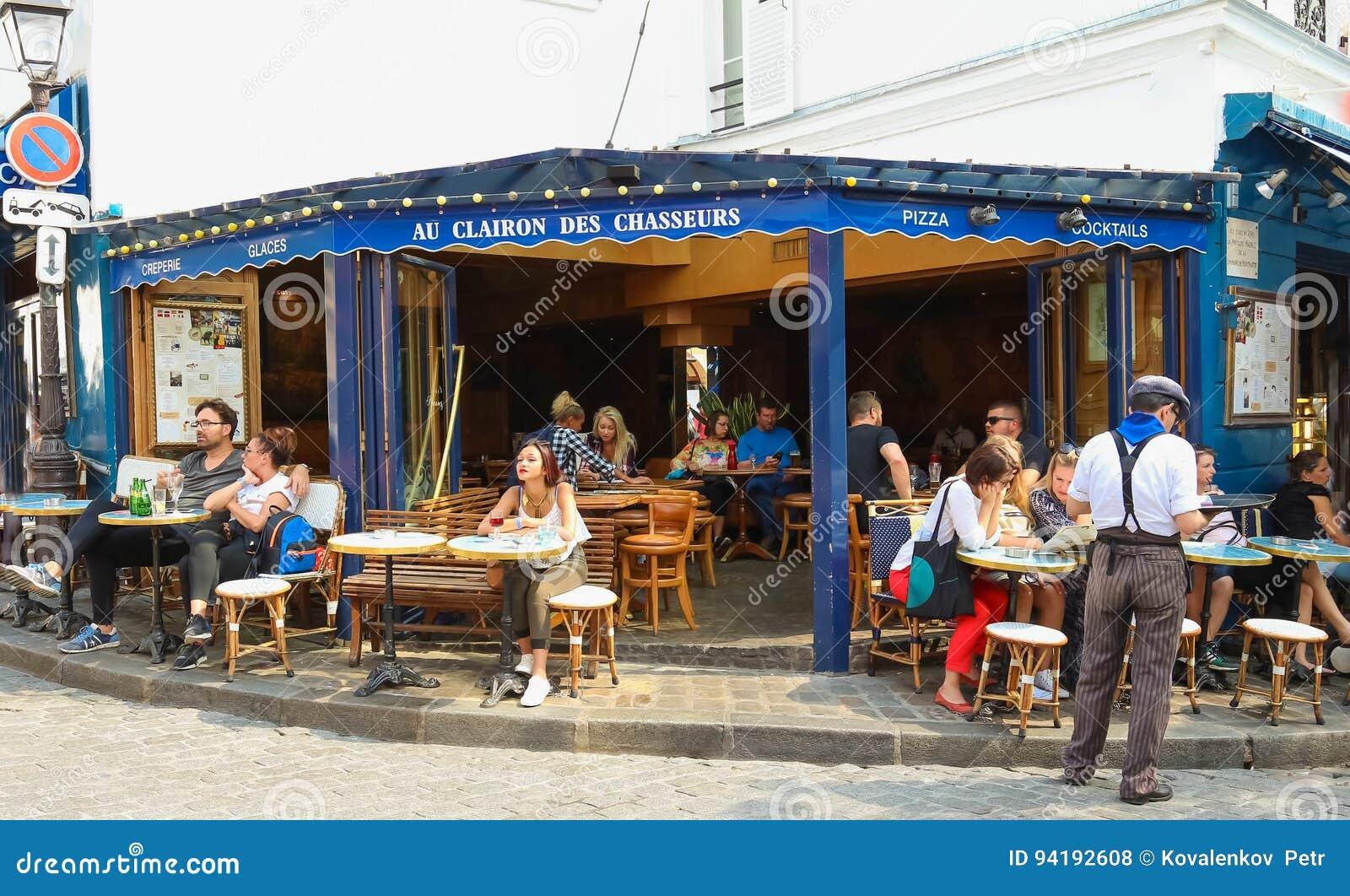 La Moulin A Cafe Menu