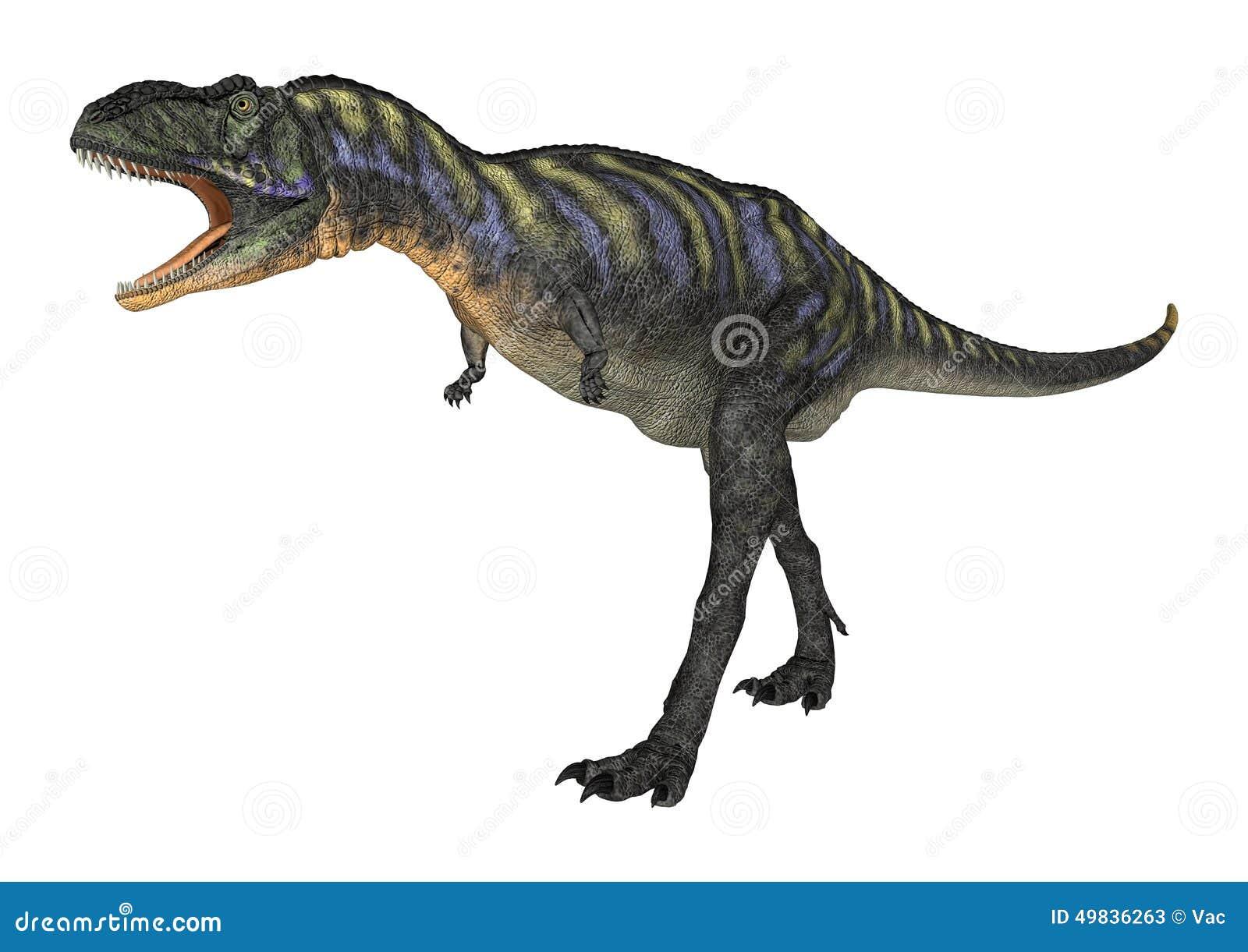 Aucasaurus del dinosaurio