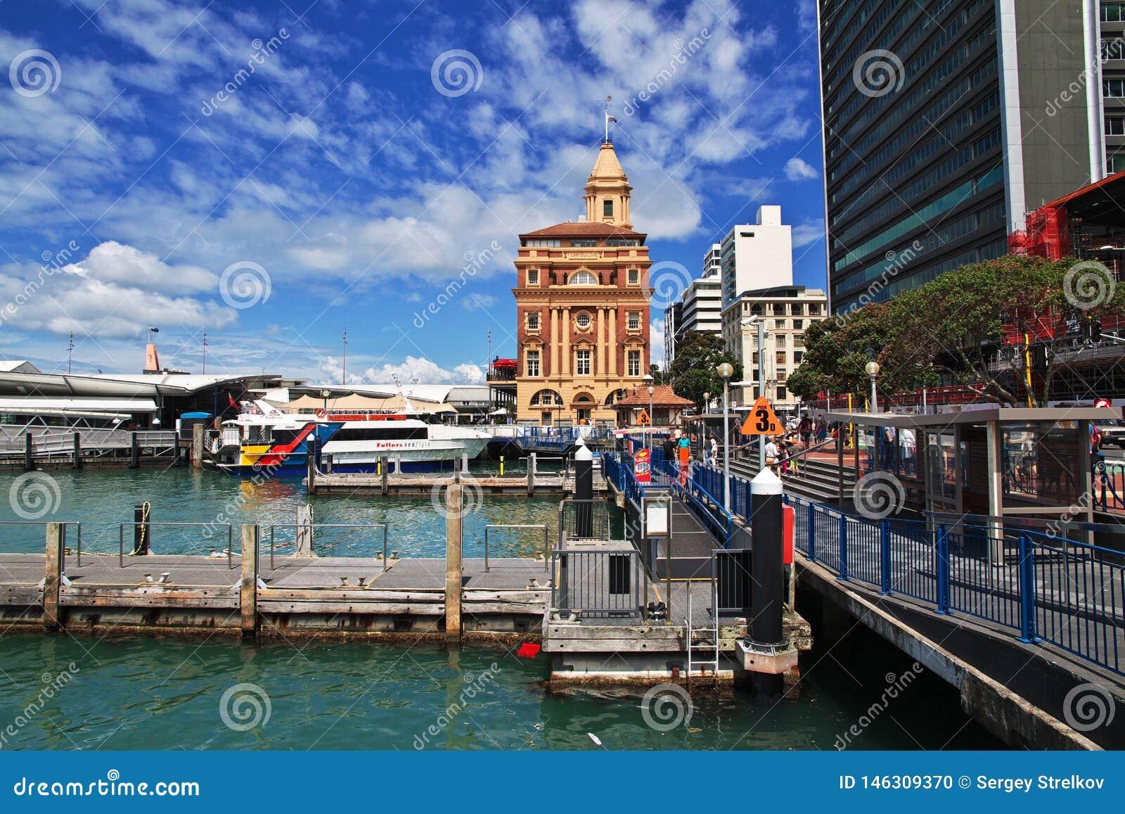 Beautiful New Zealand City