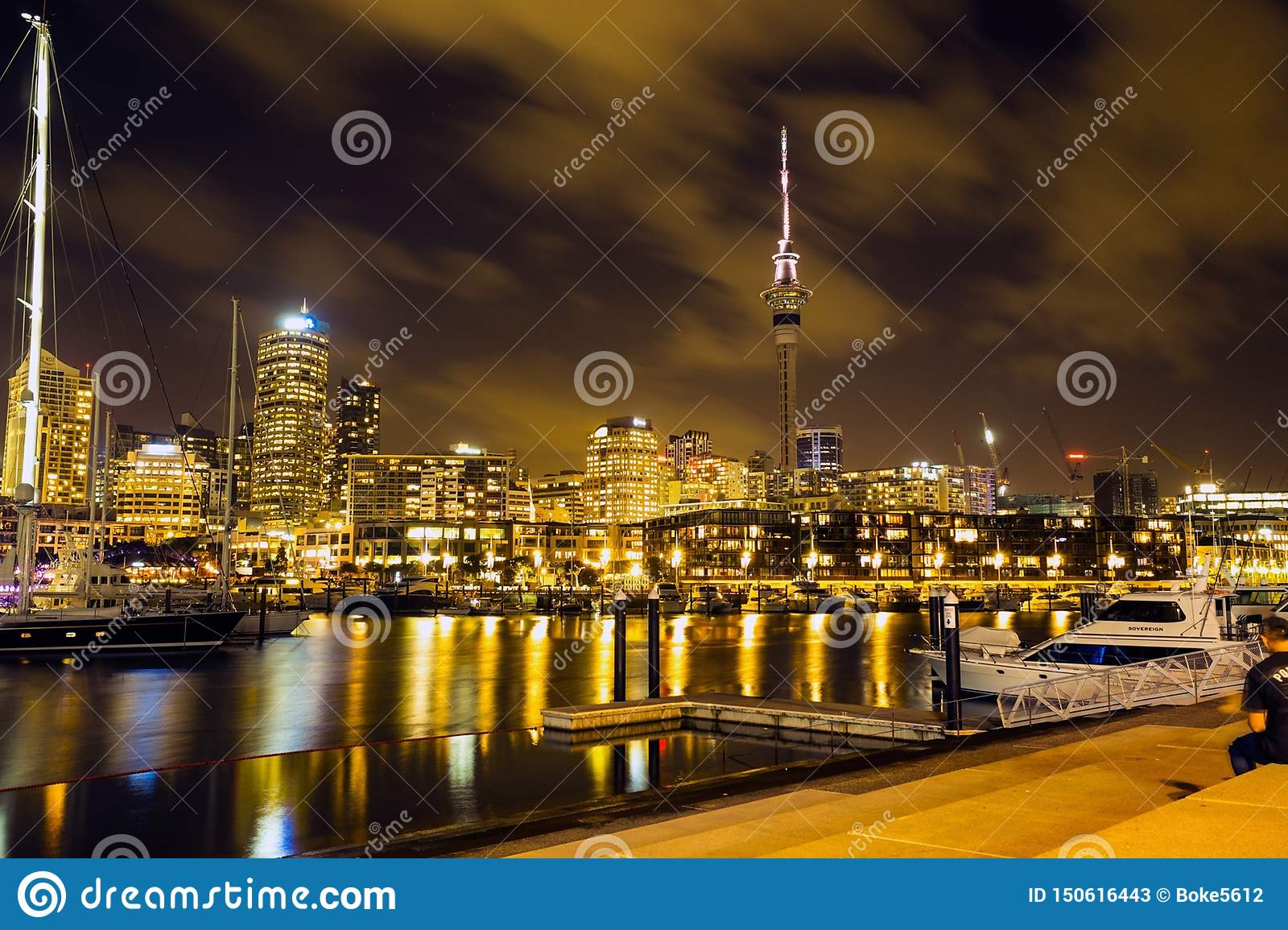 Auckland:The city of sails