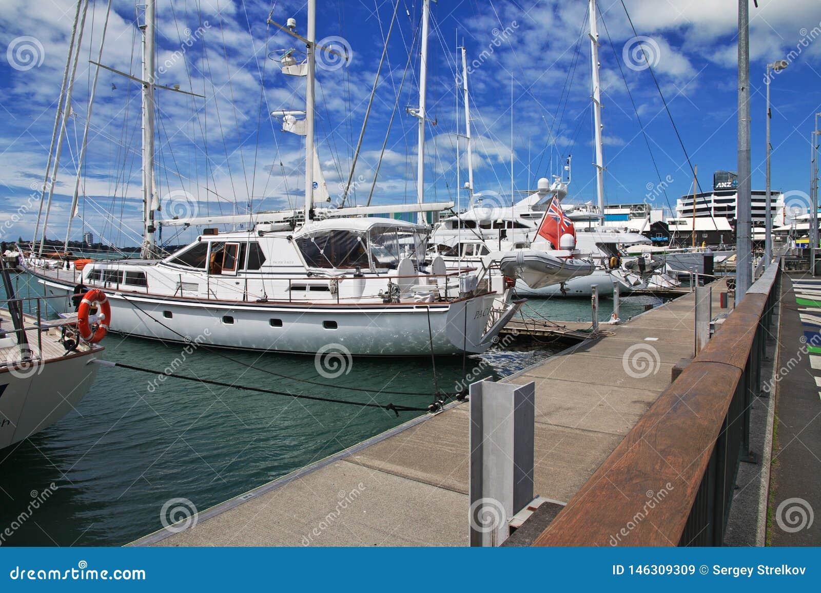 Auckland ist eine sch?ne Stadt in Neuseeland