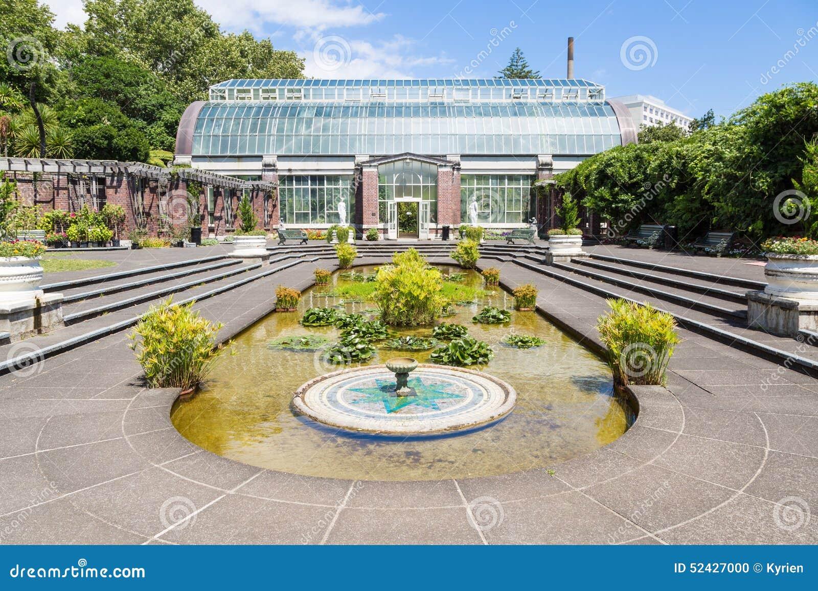 auckland wintergarden pavilion stock photo image 52427000