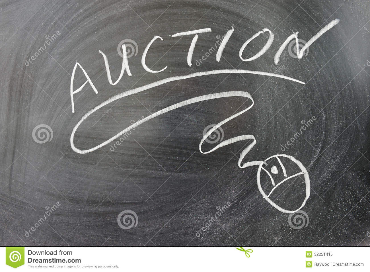 Auction word
