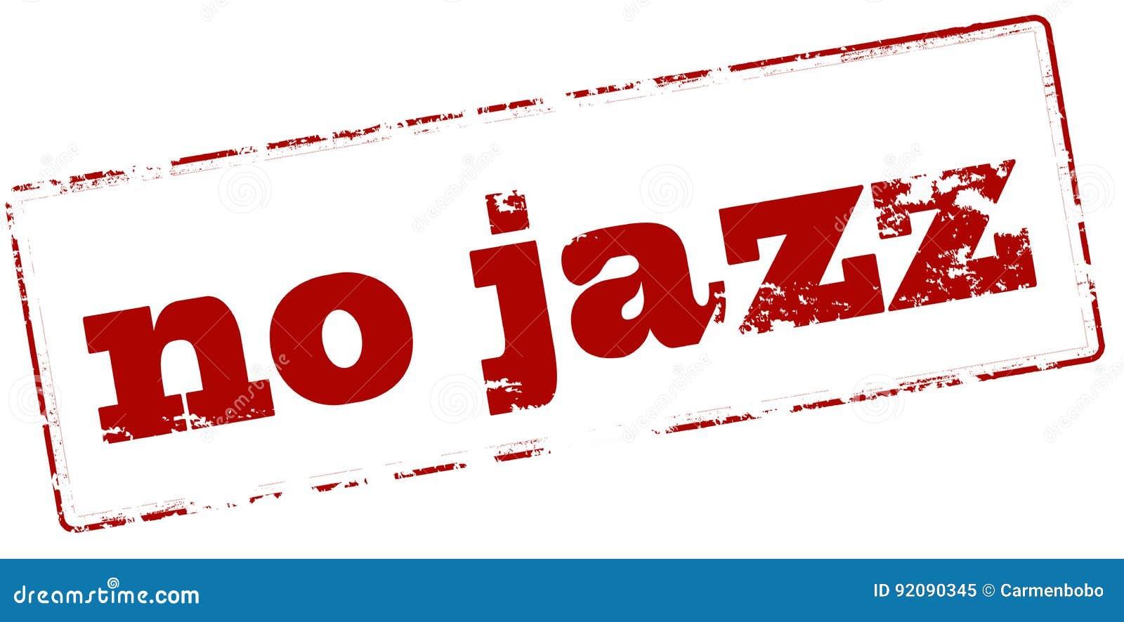 Aucun jazz
