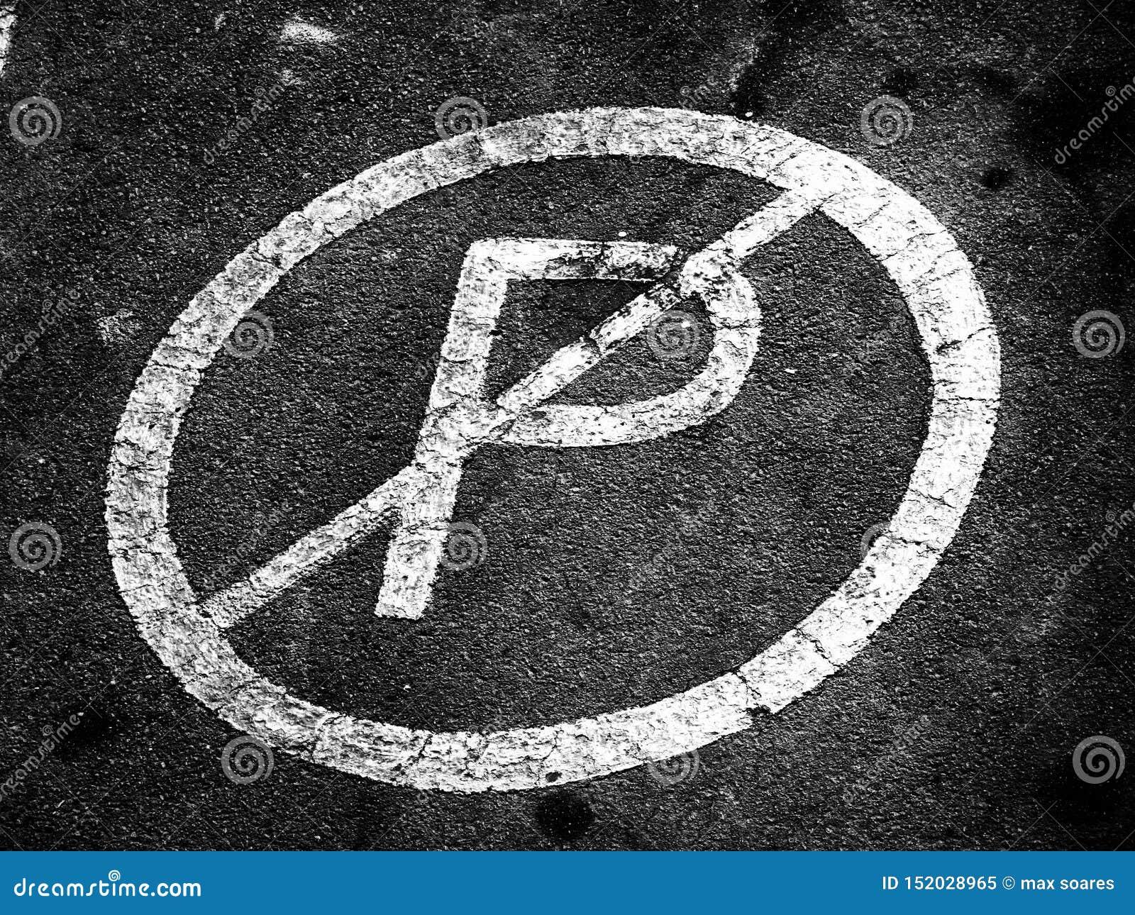 Aucun stationnement ici