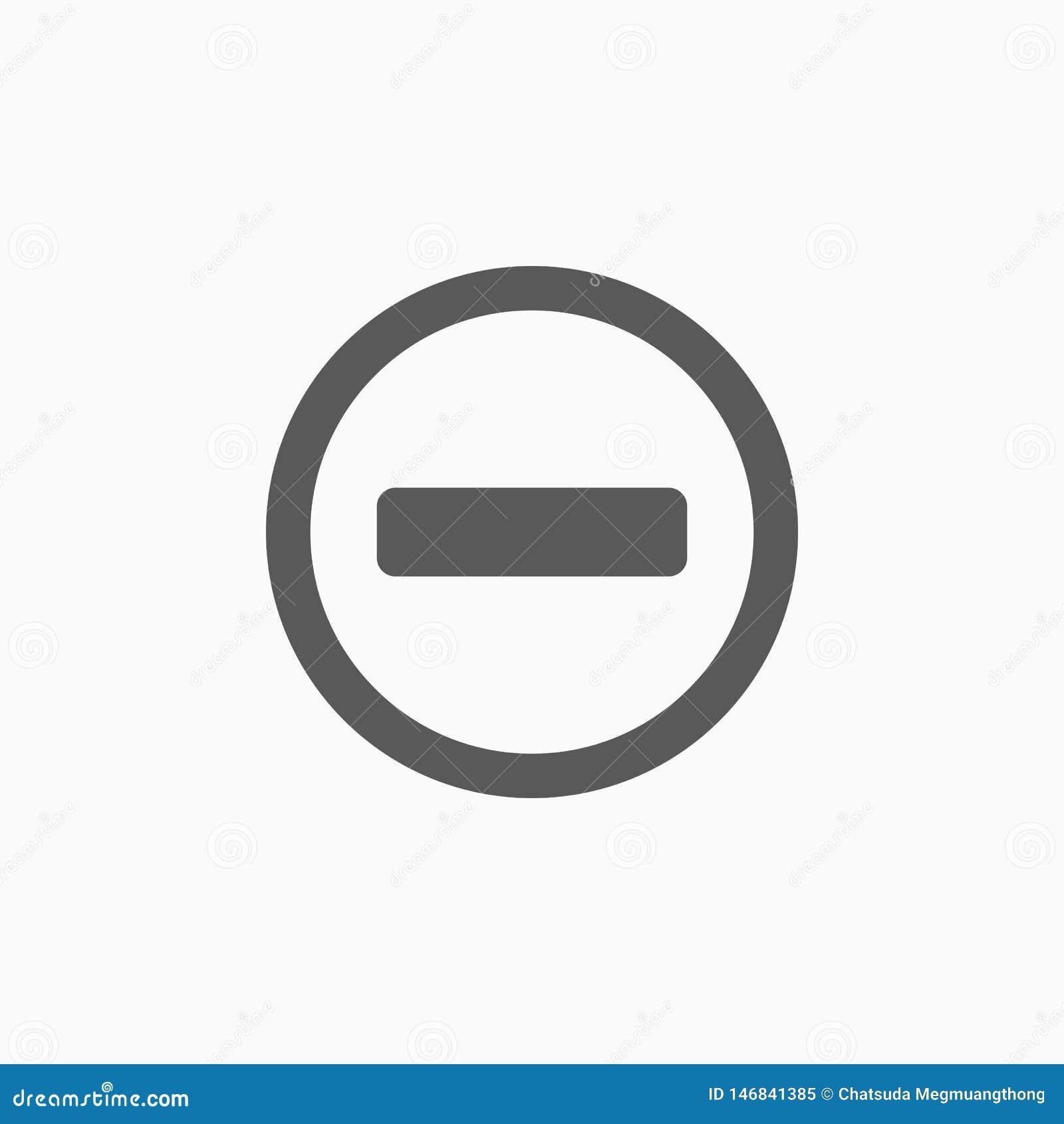Aucune icône d entrée, interdite, n interdisent