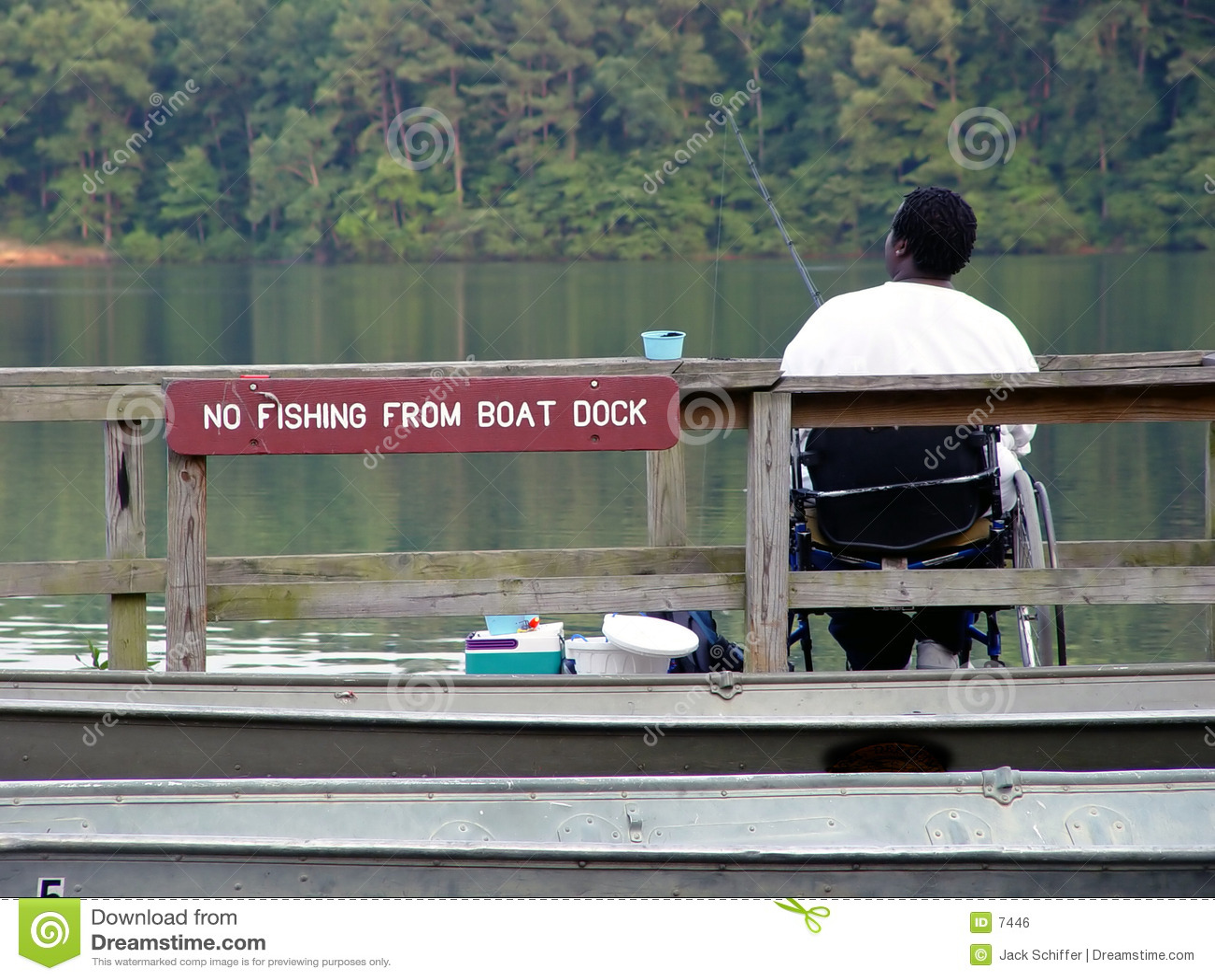 Aucune pêche
