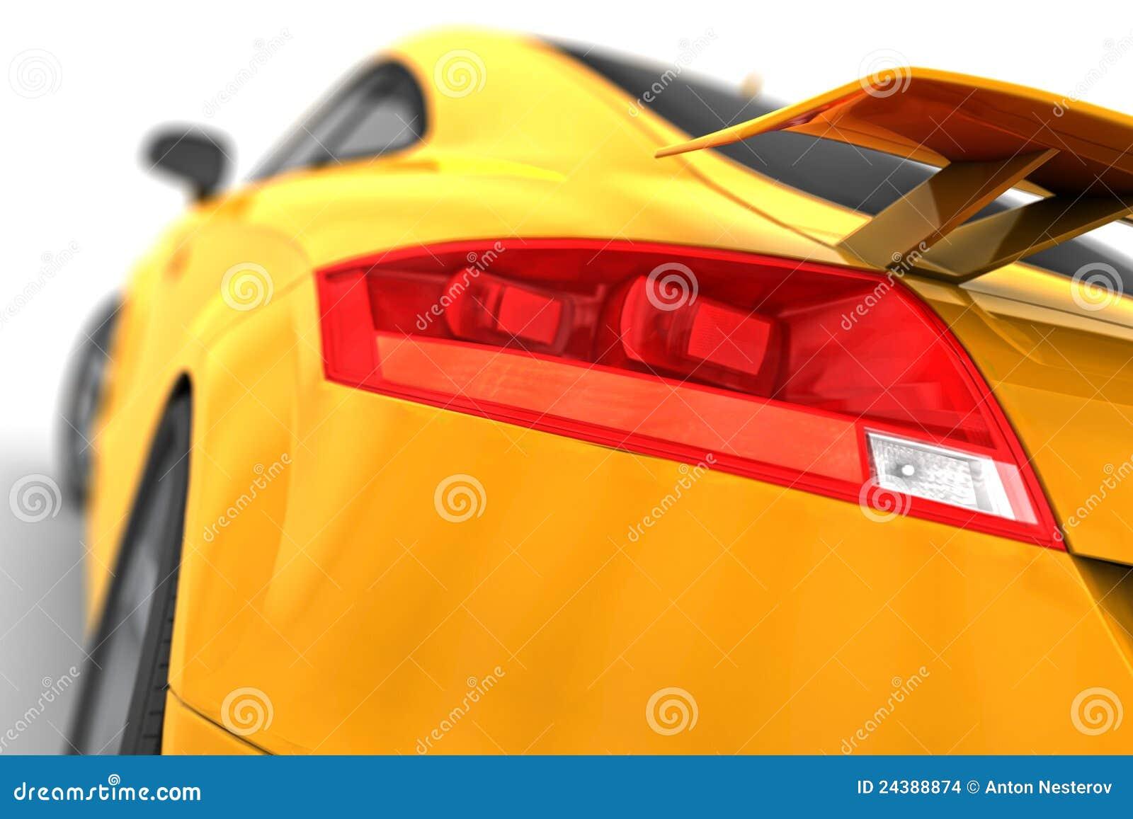 Audi闸要素光tt