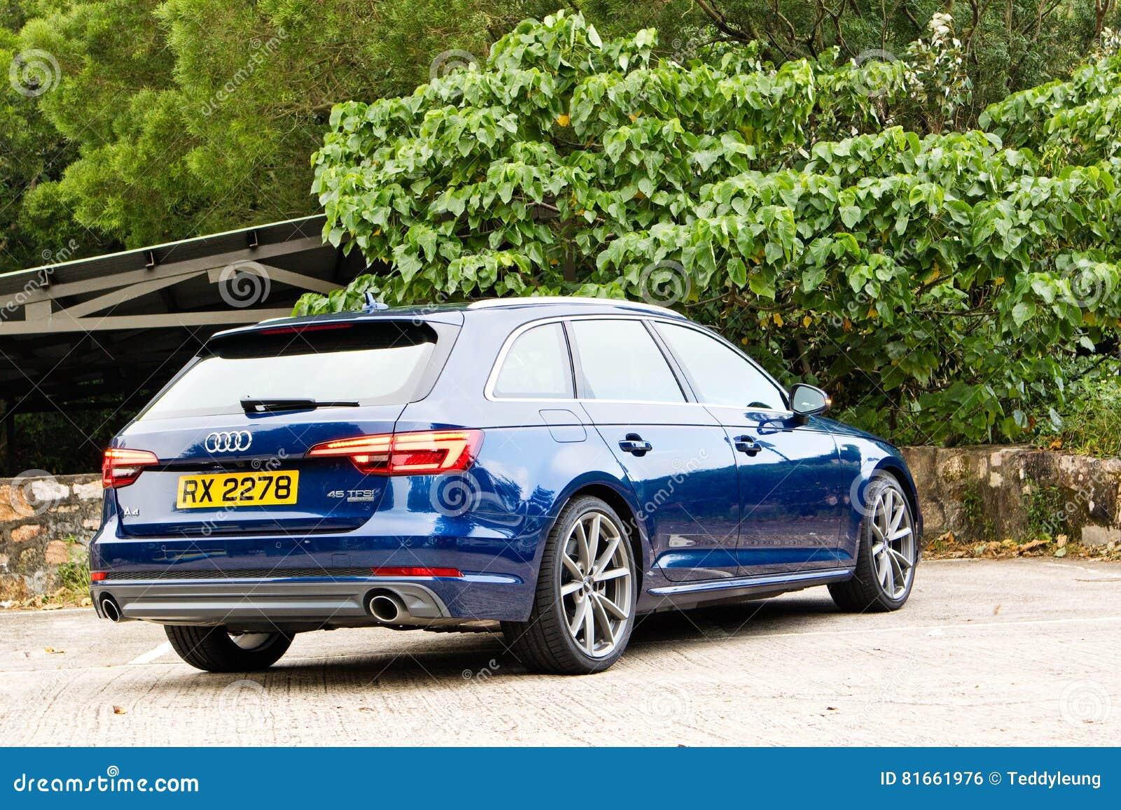 Audi A Avant TFSI Quattro Drive Day Editorial Photo Image Of - Day audi