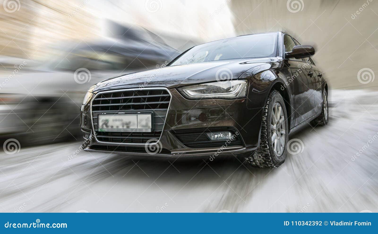 Audi car.