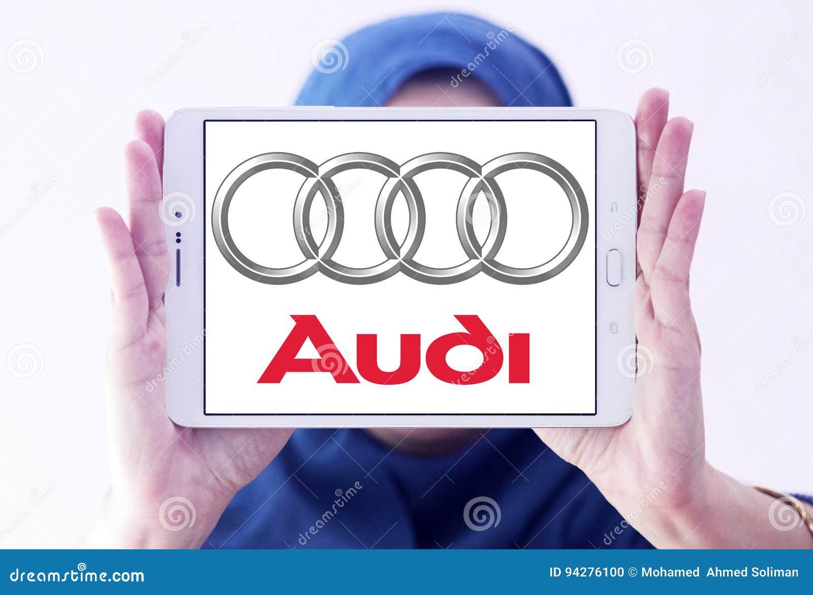 Audi Car Logo Editorial Image Image Of Phone Logo Logos 94276100