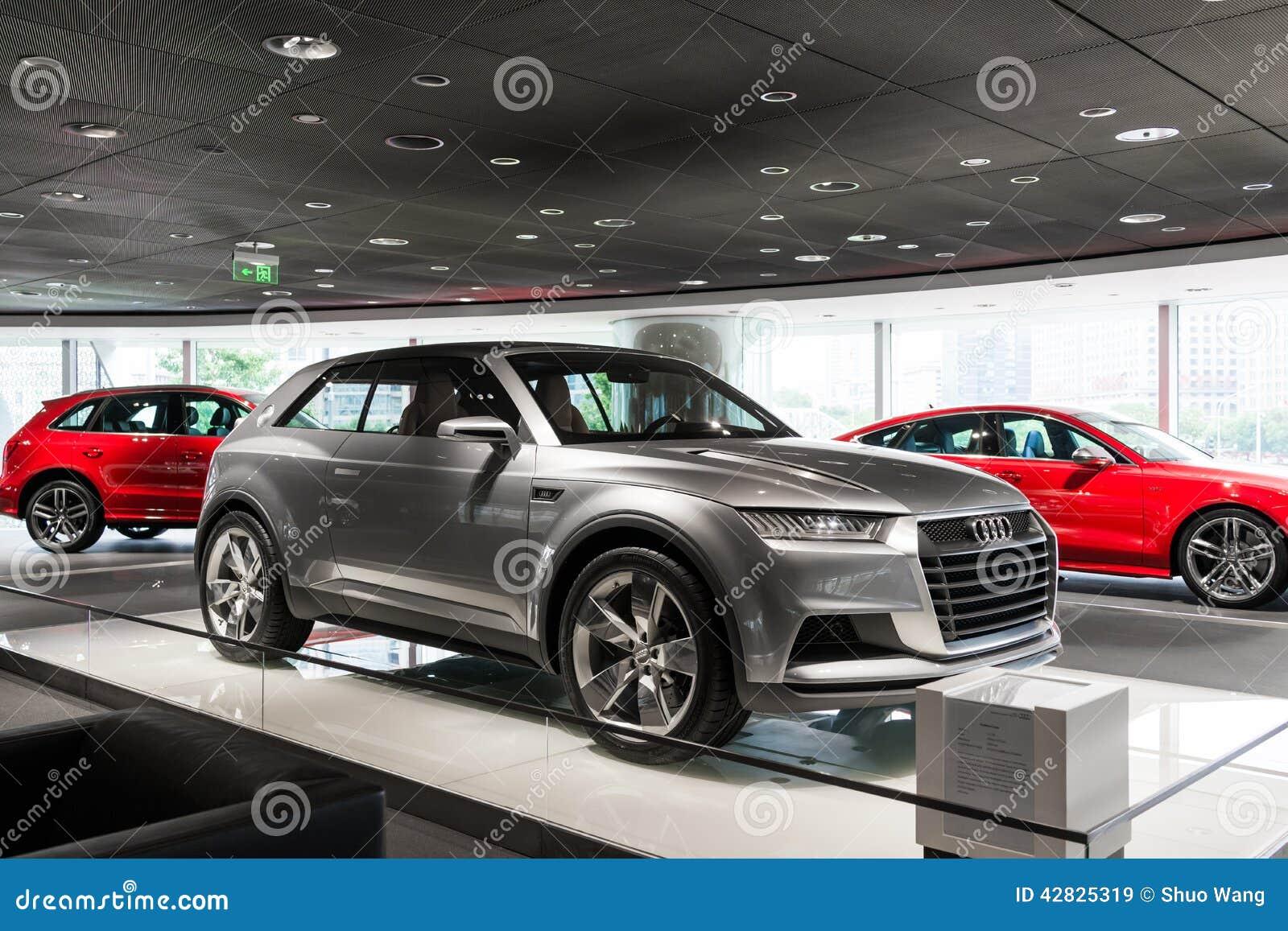 Audi garage editorial image 27276458 for Garage audi pau