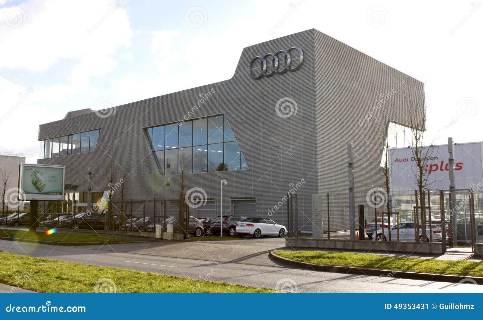 Audi Company Editorial Photo Image Of Markets Facilities