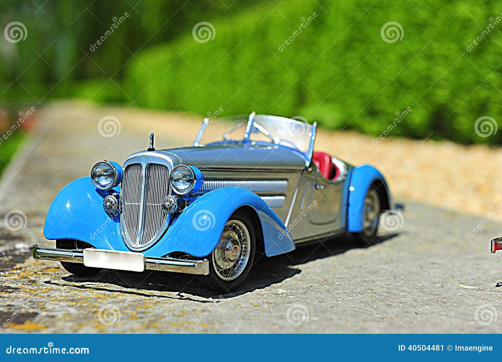 build vintage stock car reproduction glitch let