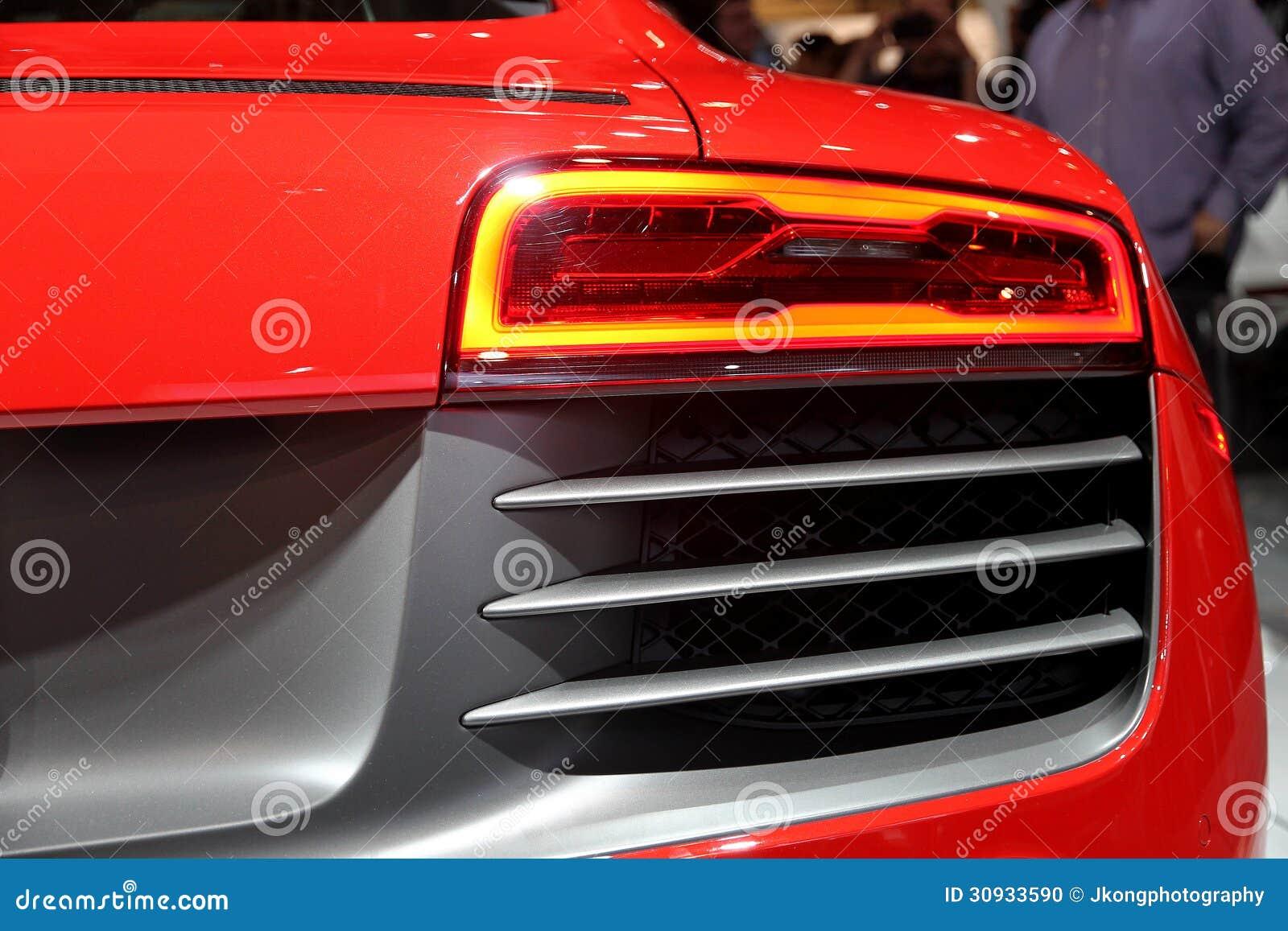 Audi r8 v10 060 time 13