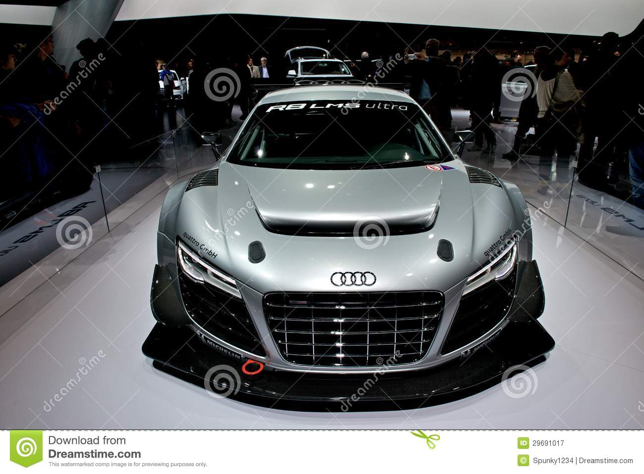 Audi r8 lms ultra for sale 11