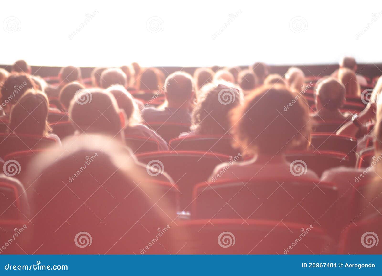 Audiencia del cine