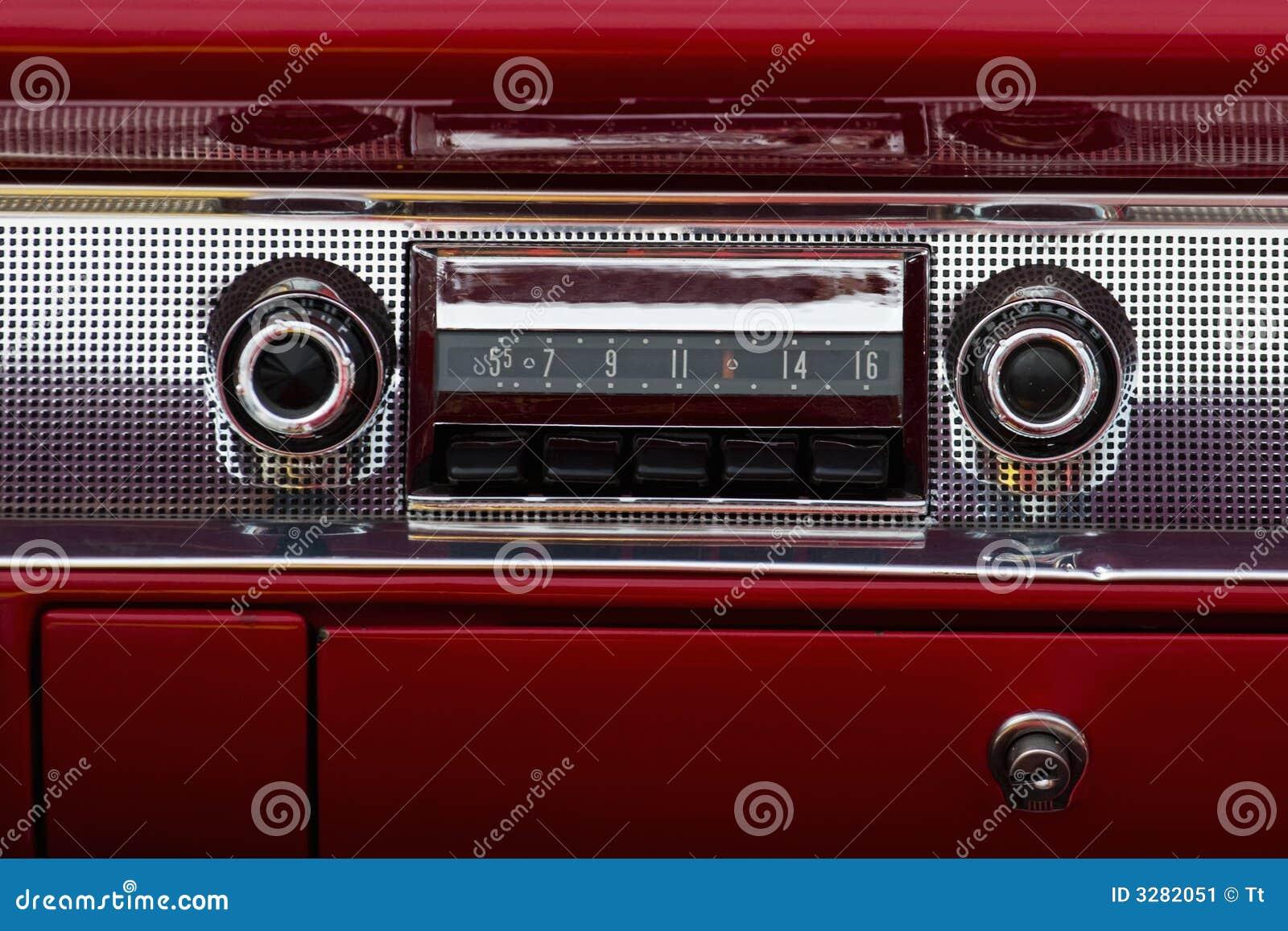 Audio car old