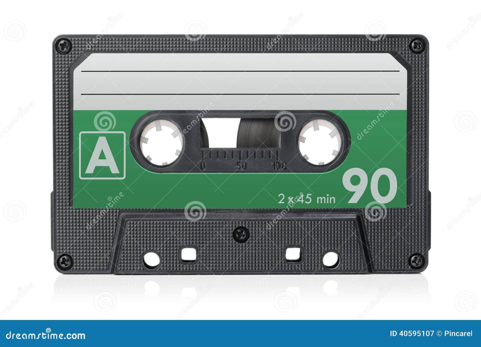 audio cassette singles