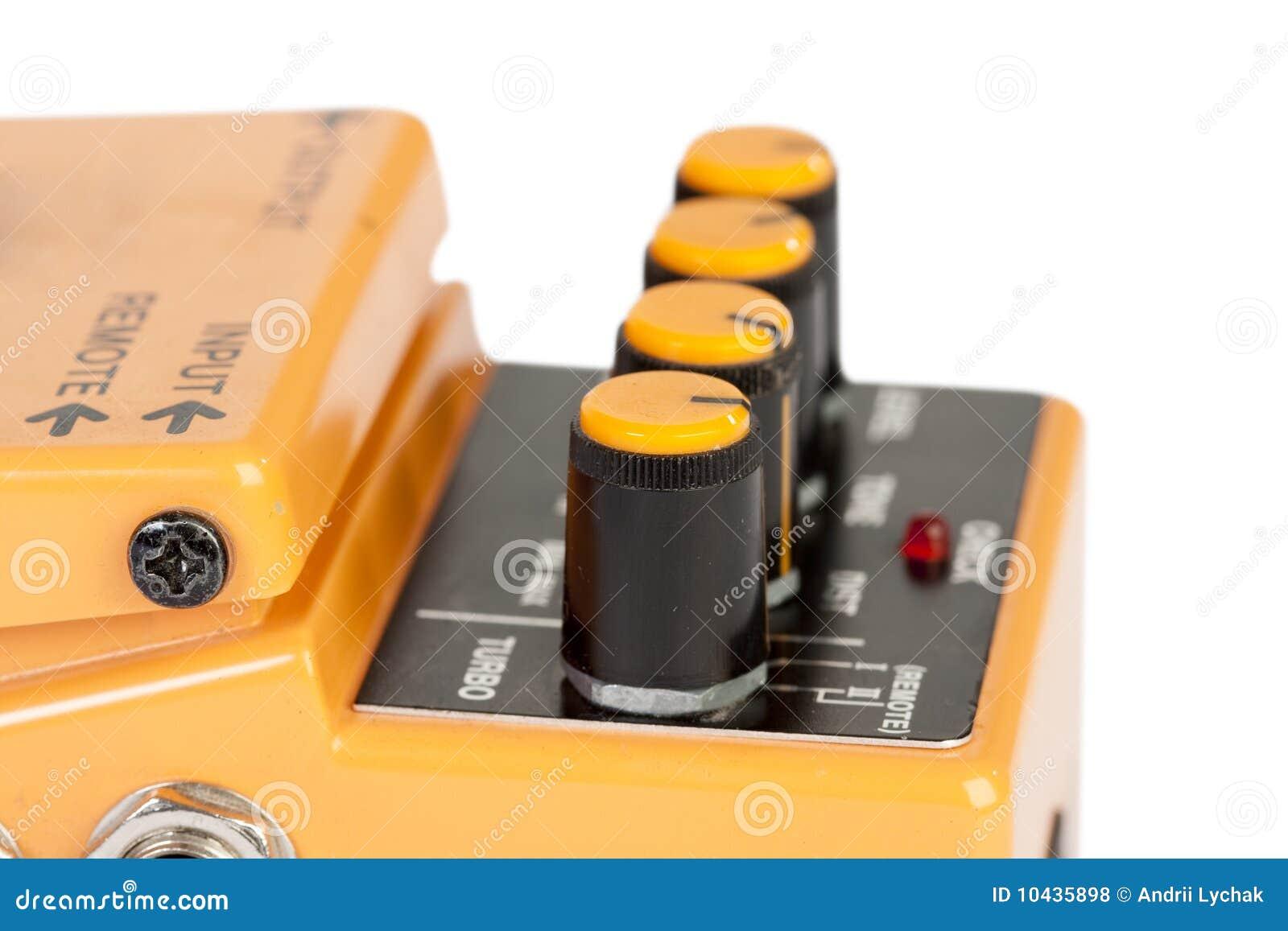 Audio Distortion Device Royalty Free Stock Photos - Image ...