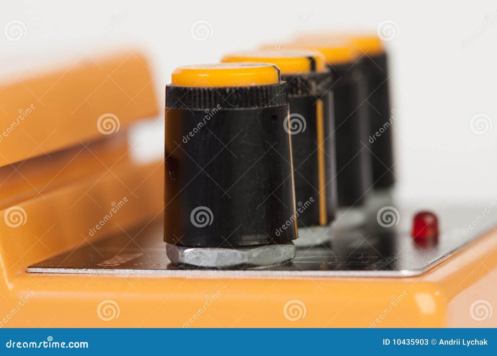 Audio Distortion Device Stock Photos - Image: 10435903
