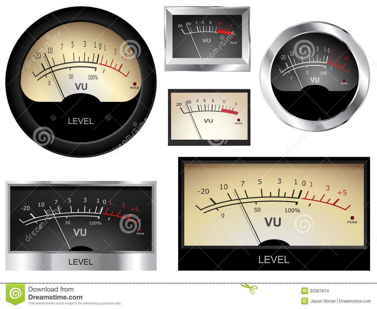 Digital Vu Meter : Audio vu meter bing images