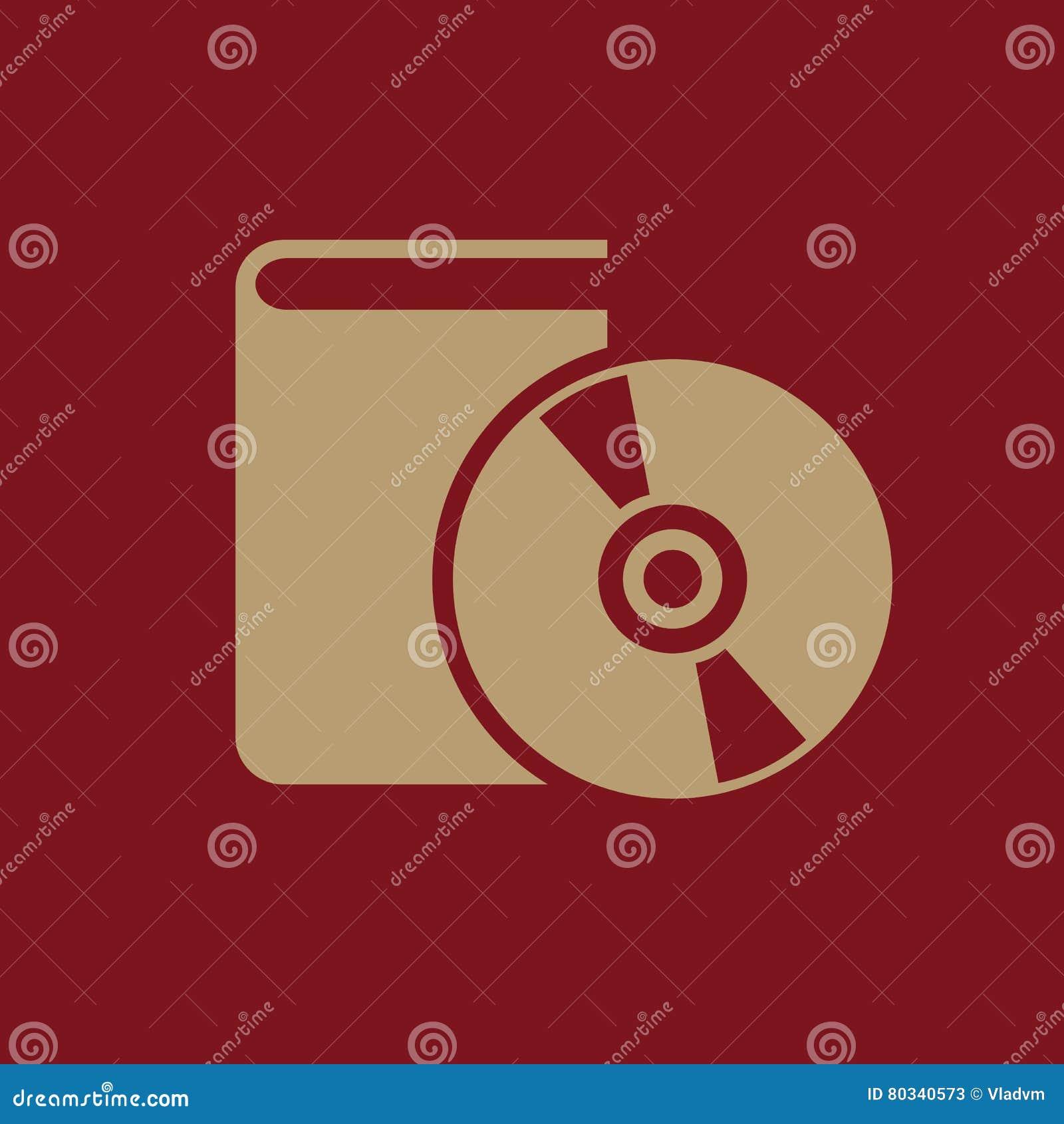Audiobook-Ikone ENV 10 Bibliothek, Audiobook-Symbol web graphik jpg ai app zeichen nachricht flach bild zeichen