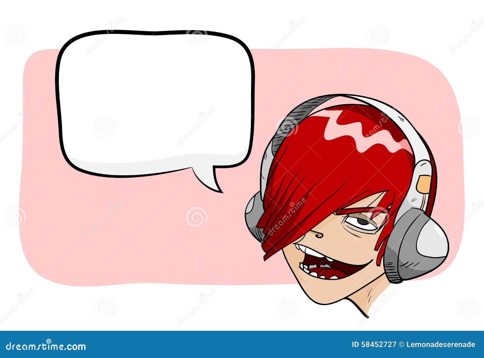 Audiophile Cartoons Illustrations