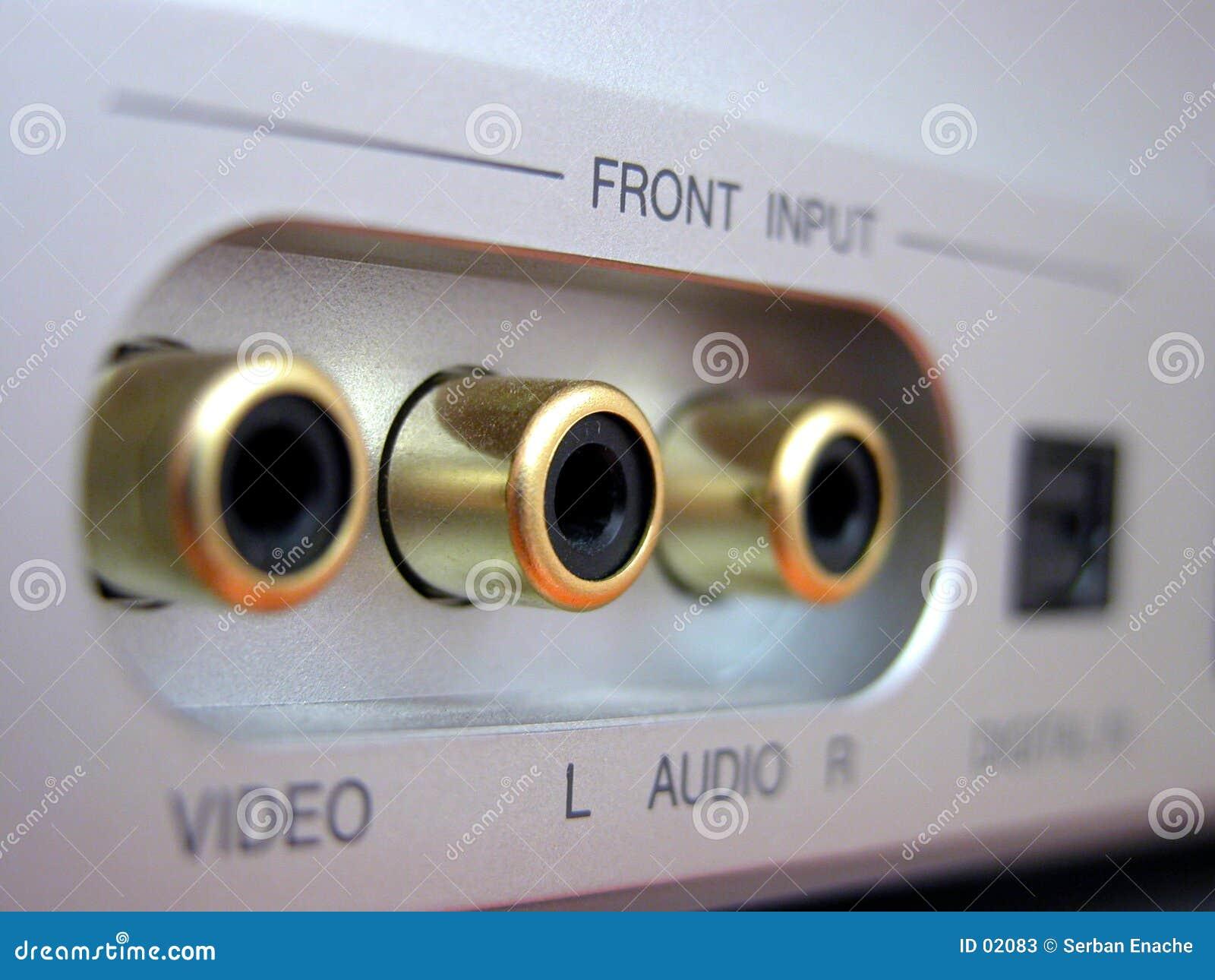 Audiosteckfassungen