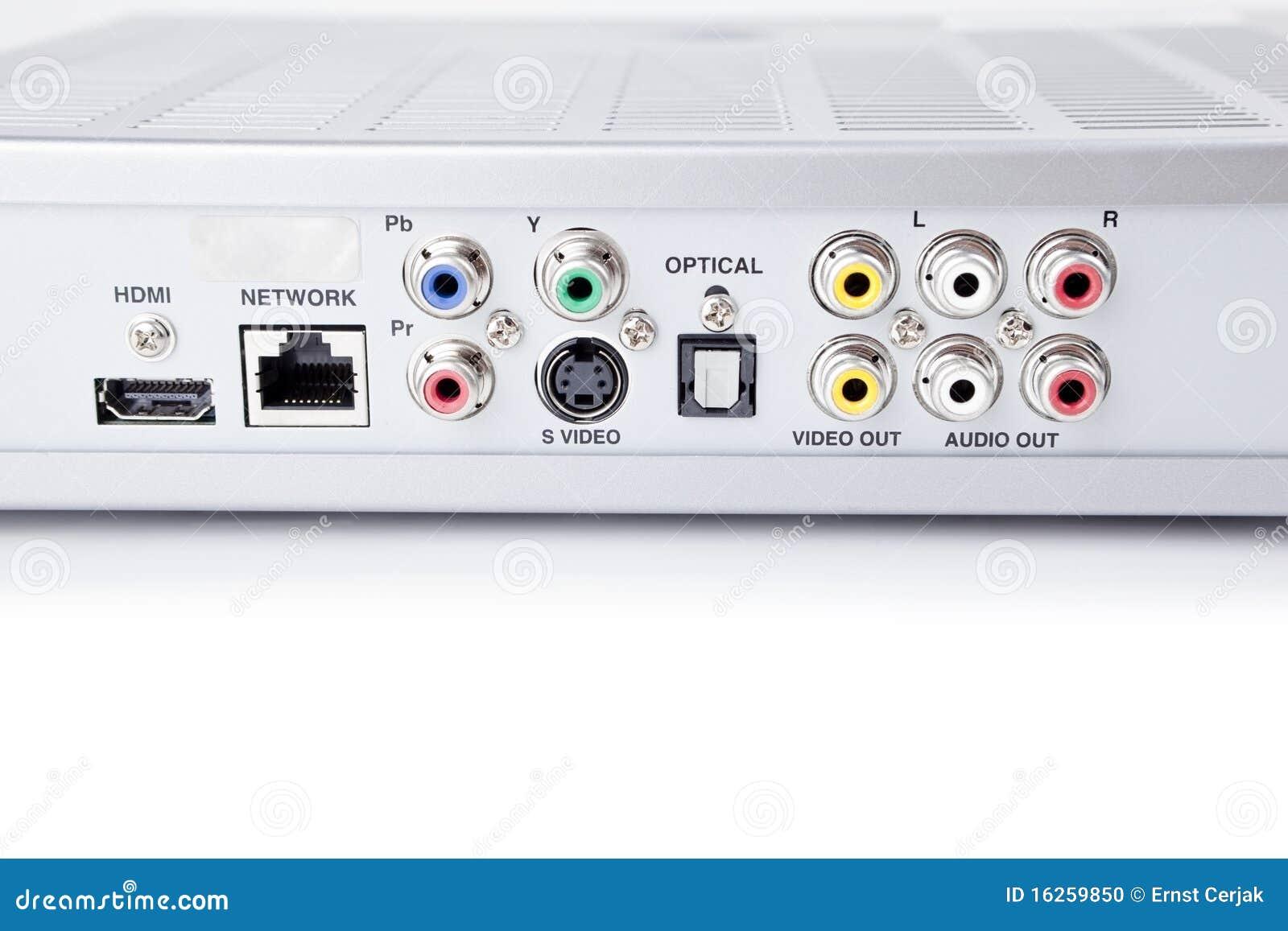 Audiovisuele schakelaars