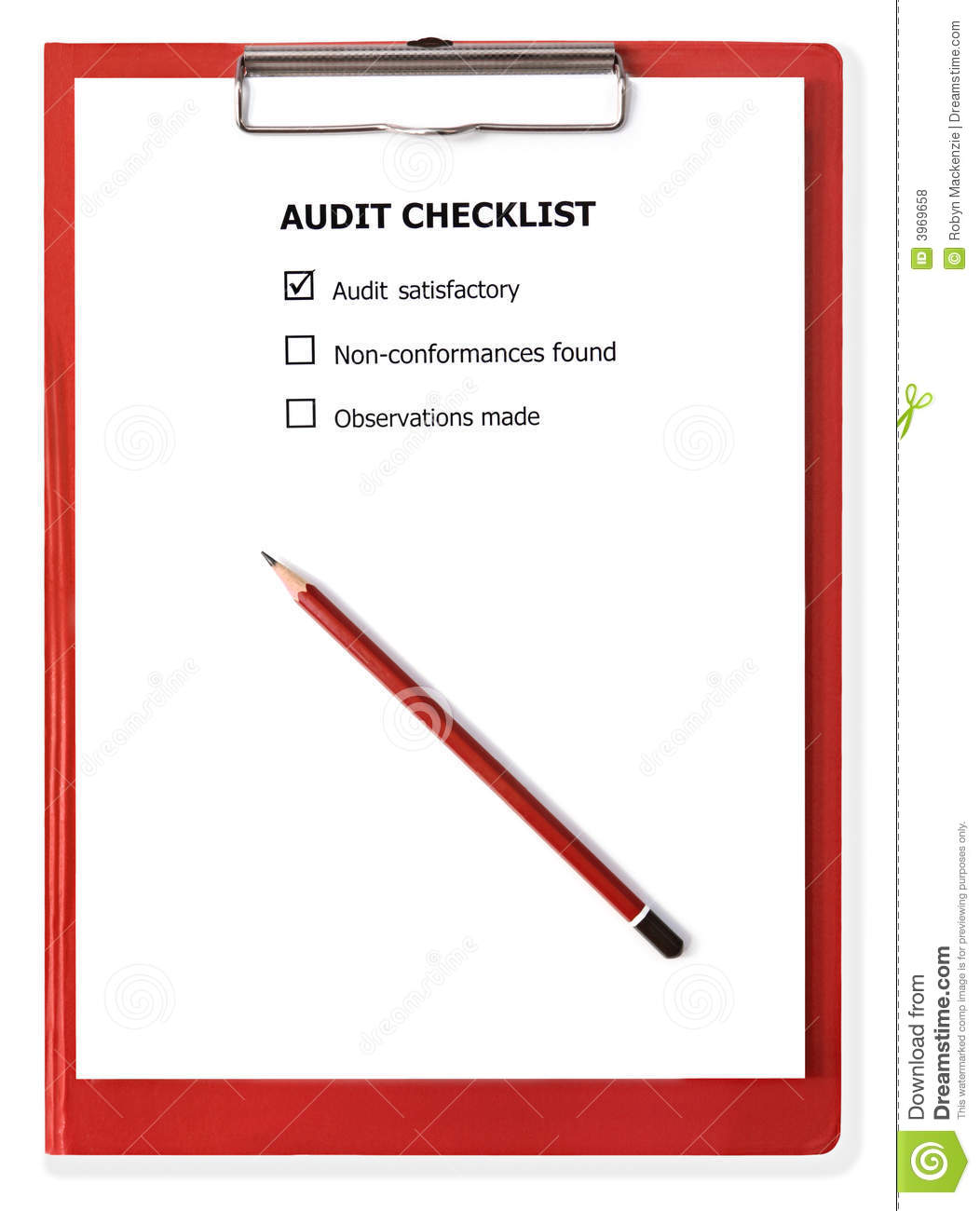 Audit Checklist On Clipboard Royalty Free Stock Photos ...