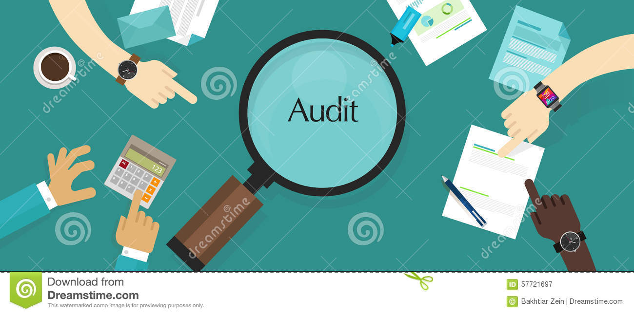 ... Audit financial company tax investigation process business accounting