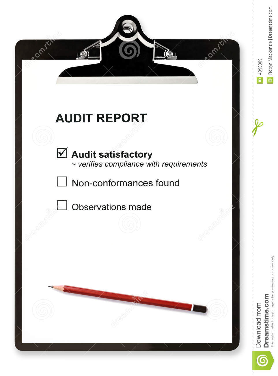 Audit Report | Audit Report Stock Image Image Of Monitoring White Clipboard
