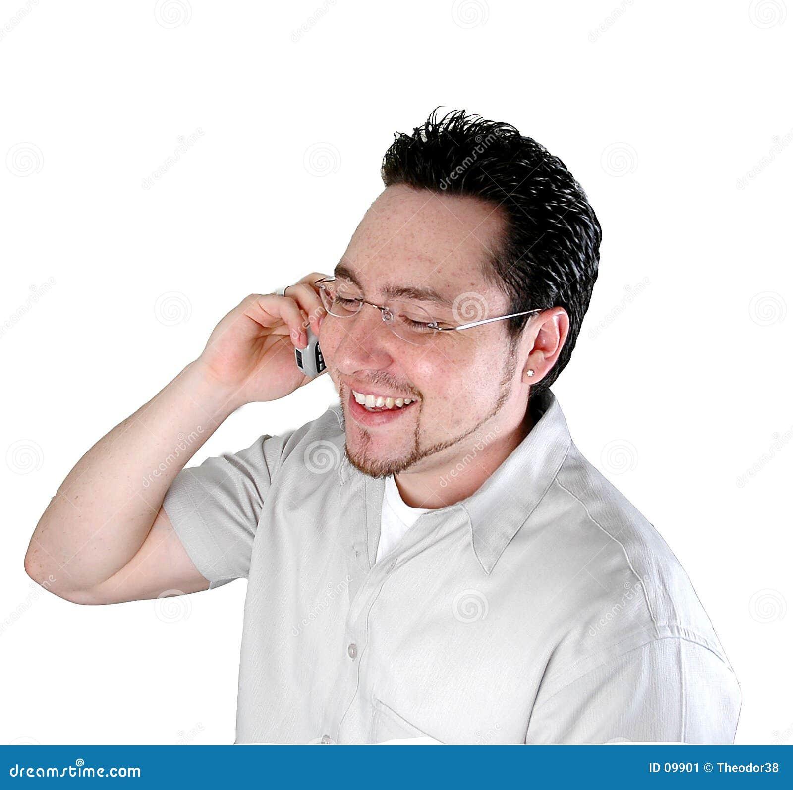 Auf dem phone-2