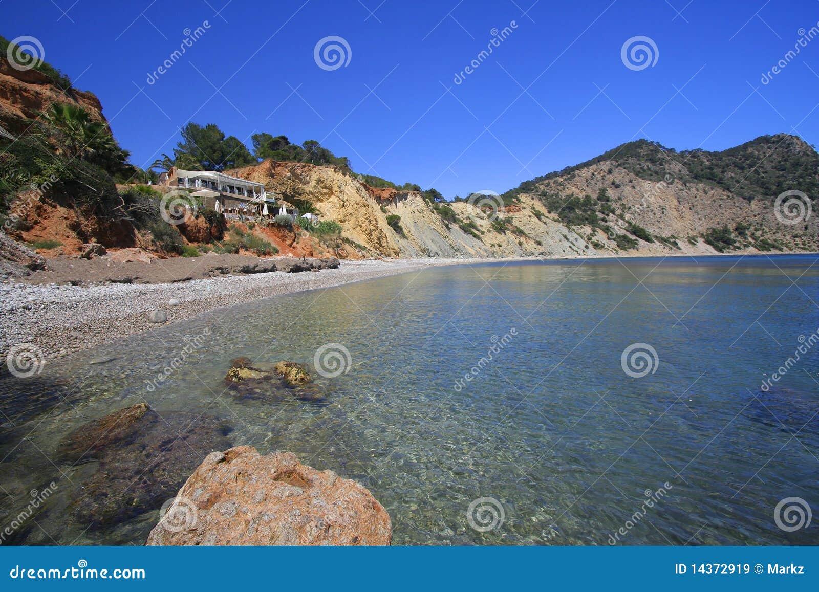 Aufenthaltsraumstab Ibiza Strand