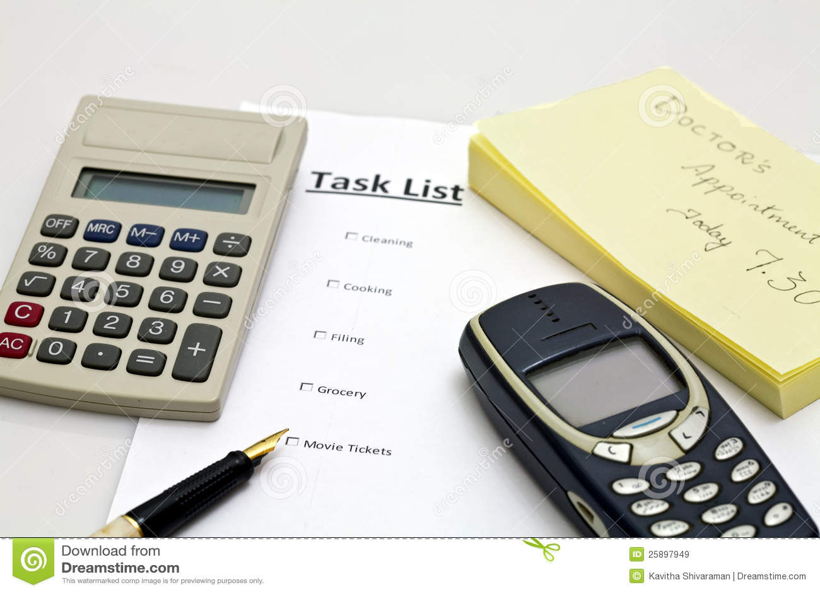 Aufgabe-Liste